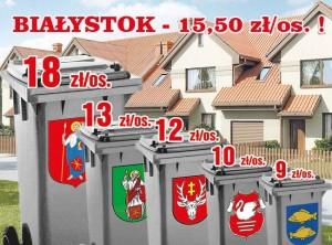 Cena-śmieci