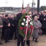 Odsłonięcie Krzyża Smoleńskiego - film