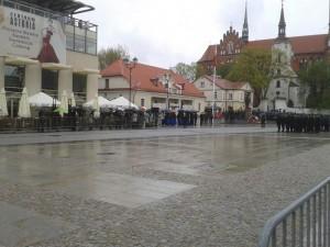 3 maja - Białystok Zdjęcie - Mirosław Wnorowski