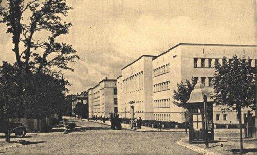 Ul. Mickiewicza w Białymstoku