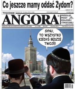Okładka AGORY z 10 kwietnia 2011 (rocznica zamachu)