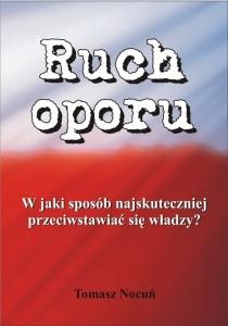 RUCH OPORU-okladka
