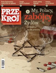 """11 lipca 2011 r.: okładka czasopisma Przekrój"""""""