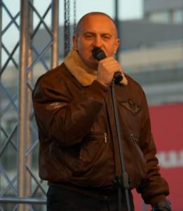 Marian Kowalski  (zdj. J. Porosa)