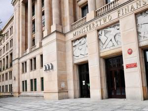Budynek Ministerstwa Finansów fot. mf.gov.pl