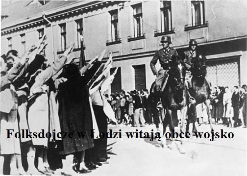 """Folksdojcze w Łodzi witają """"Bratnia pomoc"""""""