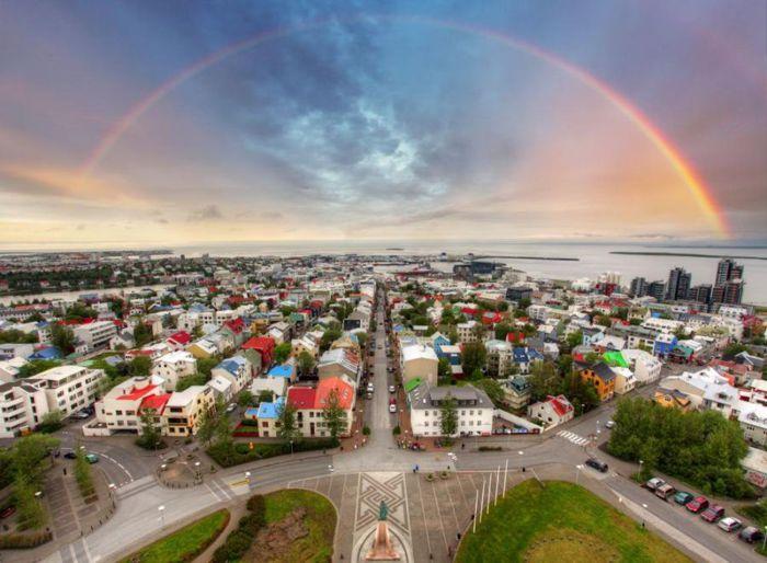 Rejkiawik, Islandia Fot. ShutterStock