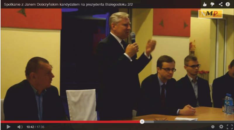 Spotkanie z J Dobrzynskim2