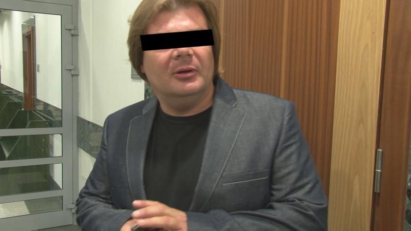 Rafał G w sądzie