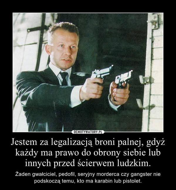 prawo do broni