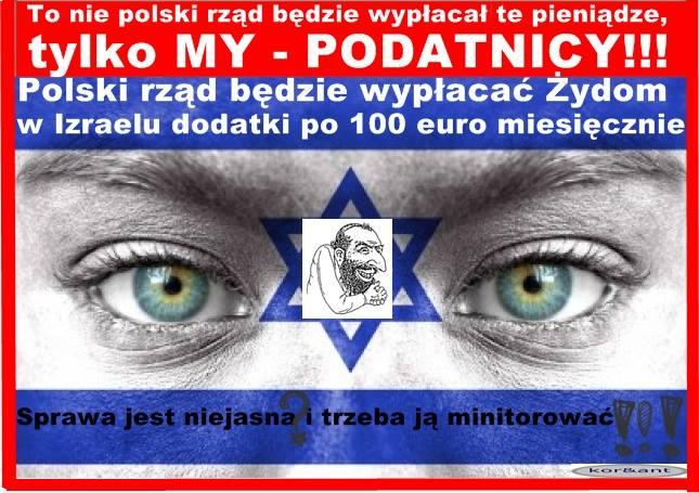 Odszkodowania żydom