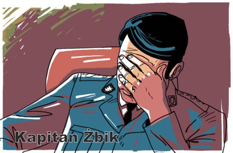 Kapitan Żbik