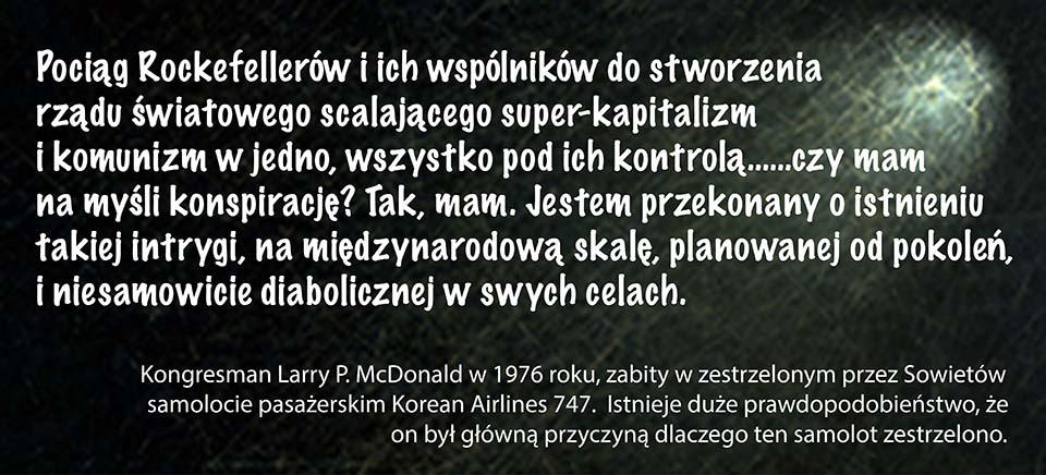 Larr McDonald - cytat