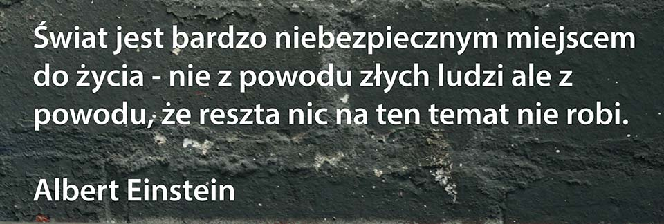 Einstein - cytat