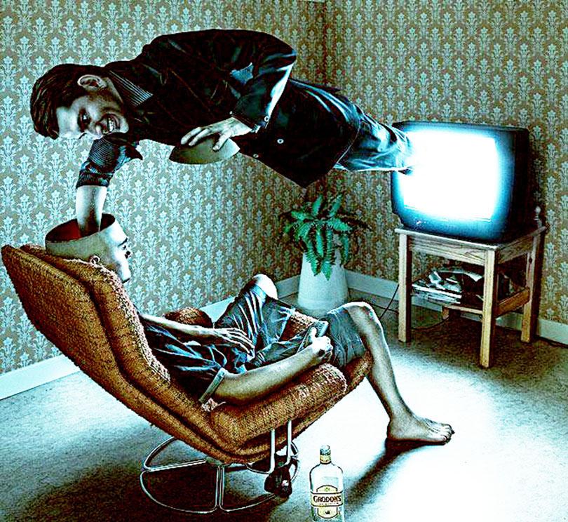 TV evil