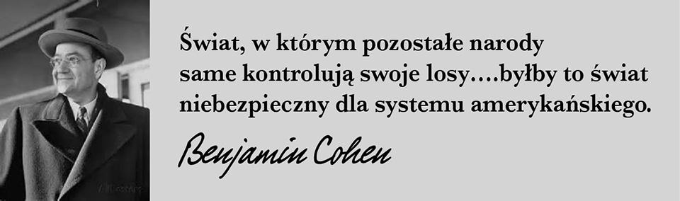 bejamin V. Cohen