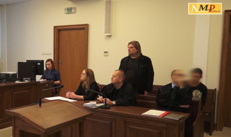 Rafał Gaweł na ławie oskarżonych
