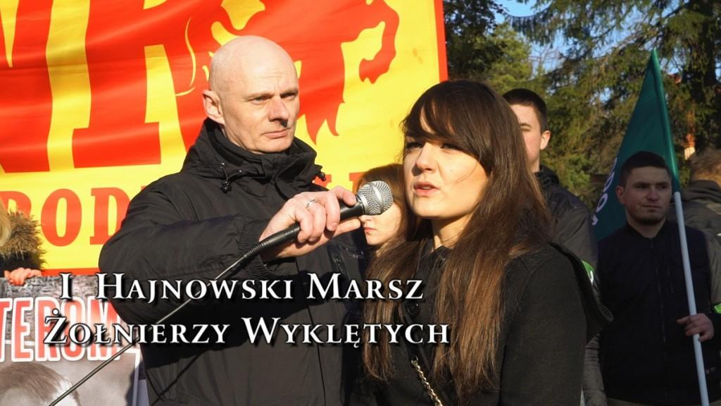 Marsz w Hajnówce 2