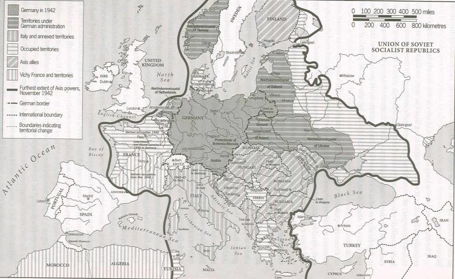 Europe-1942