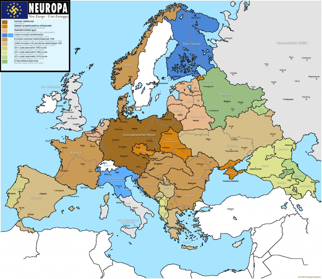 uusieurooppa