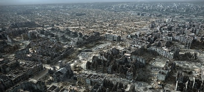 Warszawa po powstaniu