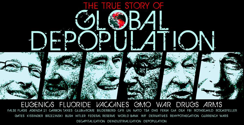 global-depopulation
